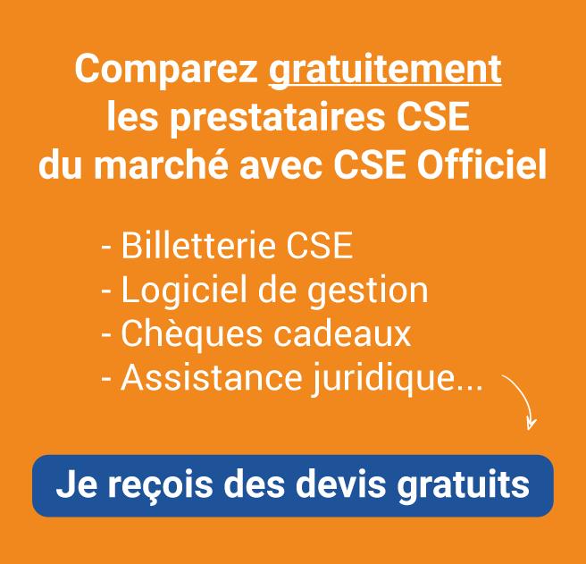 Découvrez le système d'appel d'offres CSE Officiel